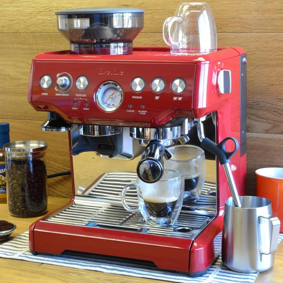 may pha cafe gia re breville 870xl chinh hang